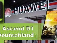 Huawei Ascend D1 kommt nicht nach Deutschland