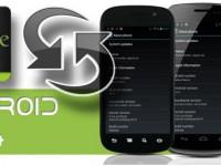 Samsung Nexus S, Galaxy Nexus und das Motorola Xoom erhalten 4.0.4 anDROID Update