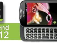 Huawei bringt mit dem Ascend G312 einen Slider unter T-Mobile Branding auf den Markt