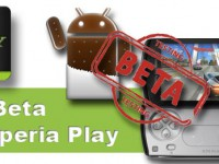 [Update] Xperia Play bekommt erste Ice Cream Sandwich Beta