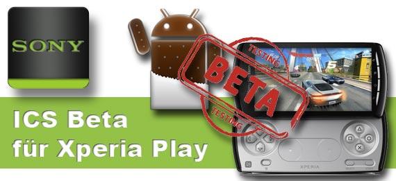 Kein ICS Update für das Sony Xperia Play