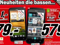 [Video] First look´s auf HTC One S – One V – One X