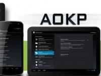 [Custom ROM] AOKP bekommt Update – mit vielen Bugfixes und neuen Features