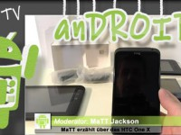 [Video] HTC One X – First touch & view