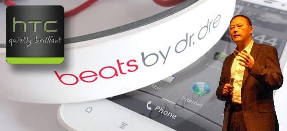 HTC trennt sich von Beats-Mehrheitsanteil