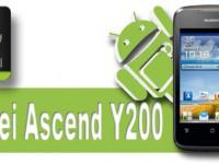 Neues Budget Smartphone von Huawei: Ascend Y200