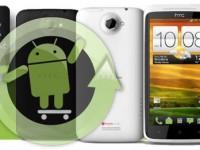 CyanogenMod 9 Portierung für das HTC One X