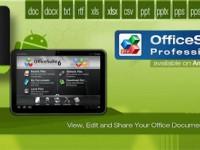 [App Alarm] OfficeSuite 6 Pro + PDF & HD für 0,76 Euro (bis 10. März)