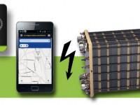 Smartphone und Tablet Aufladen per Brennstoffzelle