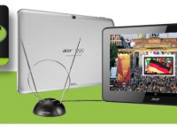 Fernsehen mit Androidtablets per DVB-T Empfänger
