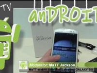 [Video] Samsung GALAXY SIII – First touch & view