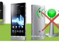 """Todesgriff"" beim Sony Xperia P?"