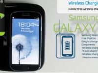 [Video] Samsung Galaxy S3: Kabelose Ladestation erstmals präsentiert