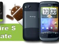 HTC Desire S erhält Ice Cream Sandwich in China