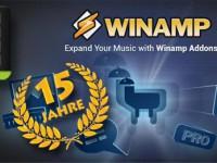 15 Jahre WinAmp und neue Version für Android