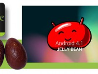 Bootanimation und Easter Egg von Android Jelly Bean
