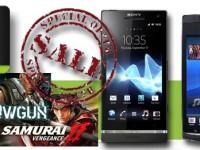 [Deal] 2 Spiele und Xperia Arc S sowie Xperia S im Angebot