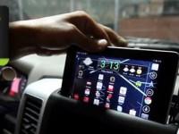 Nexus 7 als Infotainment-System im Dodge Ram