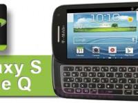 T-Mobile zeigt erstmals Samsung Galaxy S Blaze Q