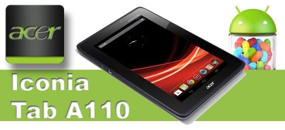 Nexus 7 Herausforderer: Erstes deutsches HandsOn vom Acer Iconia Tab A110