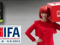 [IFA 2012] Das gibt es bei Huawei zu sehen