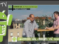 [Video] anDROID talk – Bezahl- vs. Gratis Apps – Folge Nr.10-2012