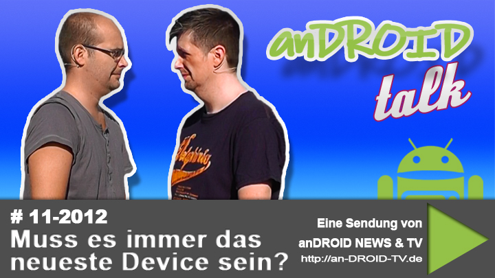 anDROID Talk 11-2012