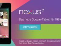 Nexus 7 Erfahrungsbericht