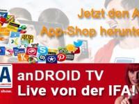 [Live on IFA] Amazon eröffnet App Shop in Deutschland