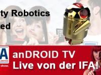 BERO: Roboter + Android = Nerdspielzeug
