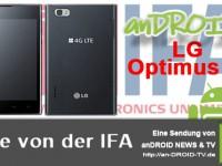 [IFA Video] HandsOn LG Optimus Vu