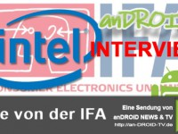 [IFA Video] Interview mit Intel