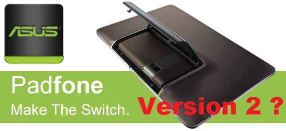 ASUS Smartphone Padfone2