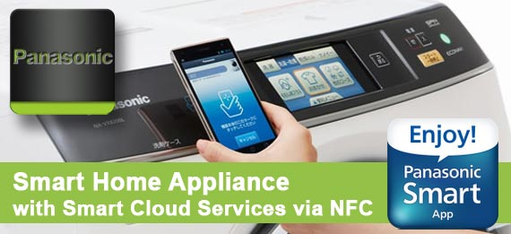 panasonic smart appliances