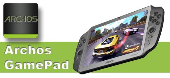 Archos GamePad: Erstes HandsOn zeigt wie die Tastenbelegung funktioniert