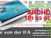 [IFA Video] HandsOn Archos 101 XS Gen10
