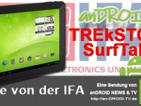 [IFA Video] HandsOn TREkSTOR SurfTab ventos 8.0 / 9.7 & breeze 7.0