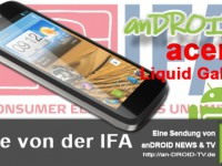 [IFA Video] HandsOn Acer Liquid Gallant