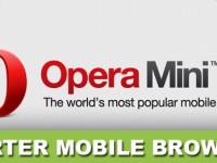 Opera Mini für Android bekommt Update