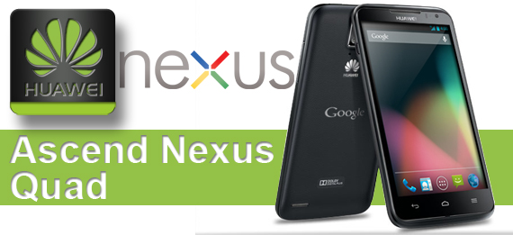 Huawei Ascend Nexus Quad