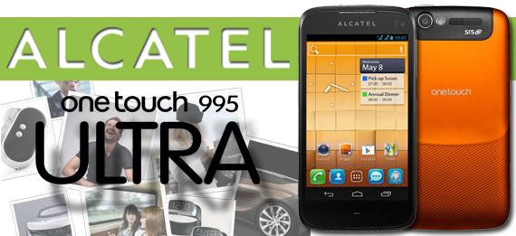 Alcatel Touch 995 Ultra