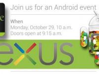 Android-Event von Google am 29. Oktober in New York