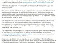 Apple setzt britisches Urteil um: Richtigstellung auf Homepage verfügbar