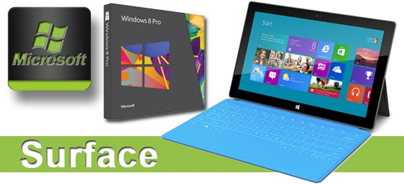 Microsoft Surface Windows 8