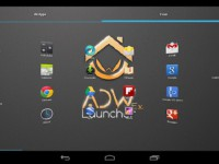 ADWLauncher EX Update…auf Version 1.3.3.7
