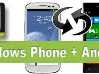 Datenaustausch zwischen Windows Phone und Android per NFC