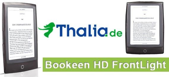 Bookeen HD Frontlight