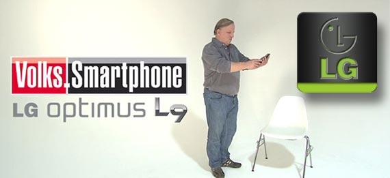 """Bild ernennt LG Optimus L9 zum """"Volks-Smartphone"""""""