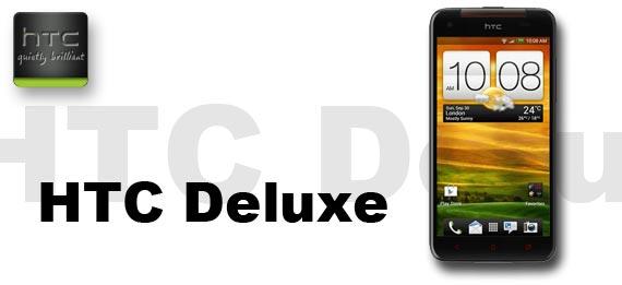 HTC dementiert Europa-Start des HTC Deluxe DLX