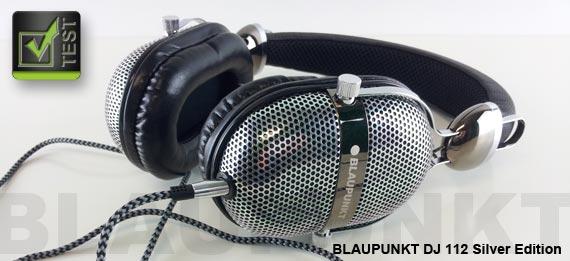 Test Blaupunkt DJ 112 Silver Edition